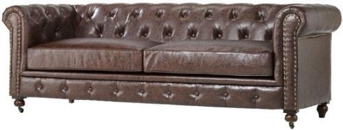top 10 best leather sofas for family in 2019 reviews thez6 rh thez6 com home decorators gordon tufted sofa