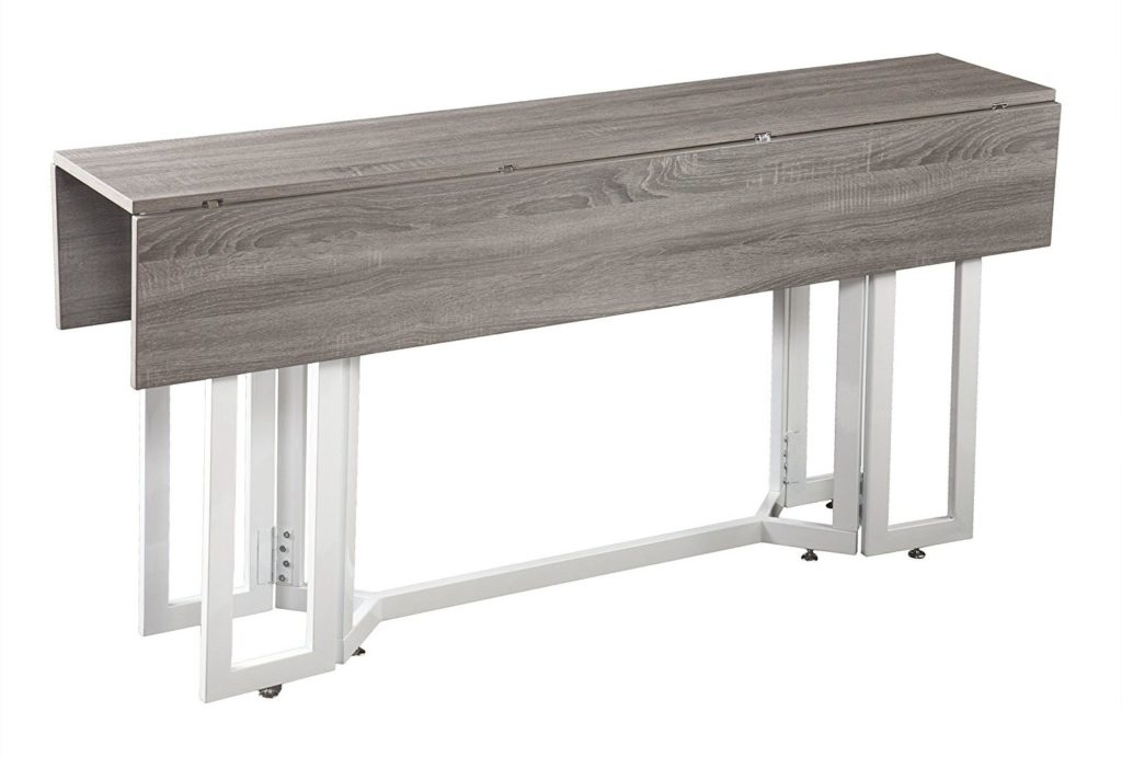 Holly and Martin Driness Drop Leaf table
