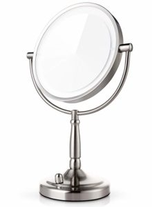 Top 10 Best Personal Makeup Mirrors With Light 2020 Thez6