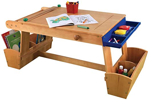 Top 10 Best Kids Art Tables in 2019: Review